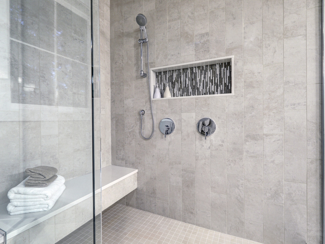 Custom shower design tips